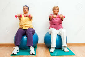 exercise in to old age