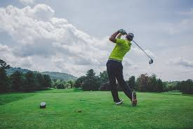 Golf Fitness Personal Trainer London